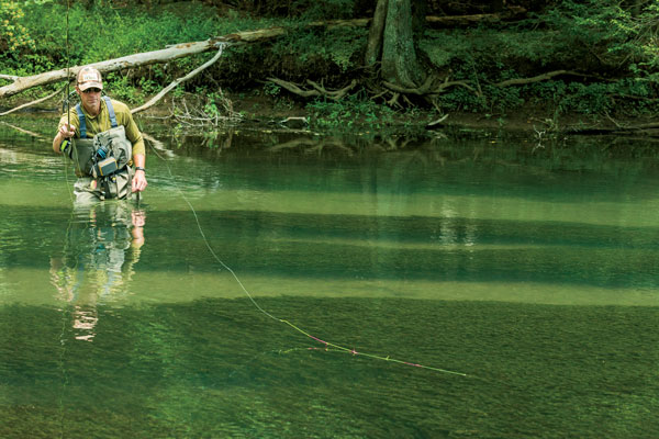 Picking the Perfect Fly-Fishing Leader