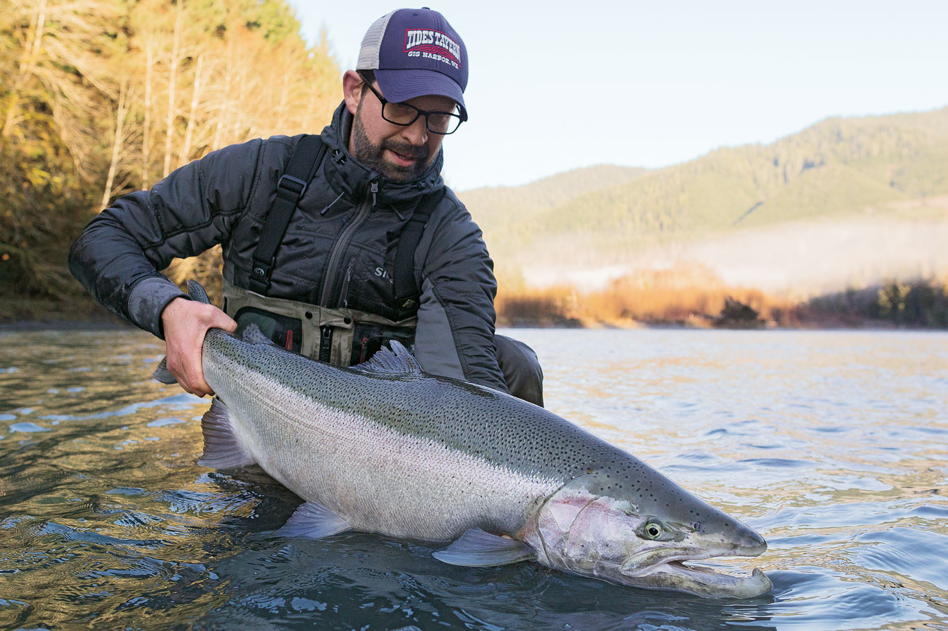 Effectively Presenting Flies to Steelhead