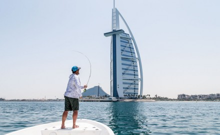 In April 2017, Nick Bowles hosted Off the Grid Studios to produce and film Dubai on the Fly, a film that explores the old and new facets of the city.