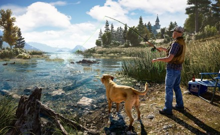 Far Cry 5 is The Best Fly-Fishing Simulator Yet!