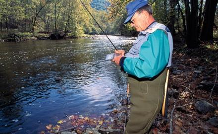 Charles Meck was the author of 15 books on fly fishing, and a regular contributor to Fly Fisherman magazine for more than two decades.