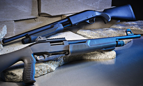 The Home Defense Shotgun
