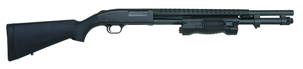Home defense shotgun for practicality