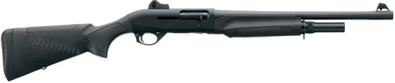 Benelli M2 Tactical Shotgun.