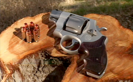 Payton Miller tests the S&W Performance Center 625-10 Magnum snubnose, a gun that packs a big