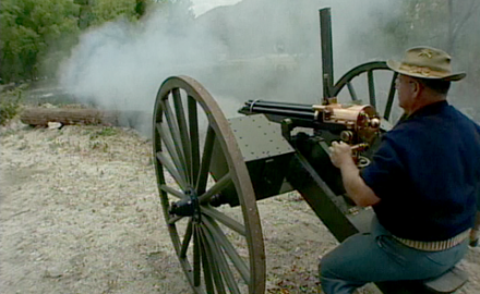 While we show demonstrations of its impressive firepower, Garry Jones discusses his favorite