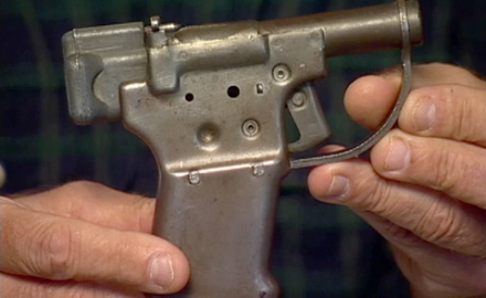 Garry James and Steve Fjestad discuss the features and value of the WWII Liberator single-shot