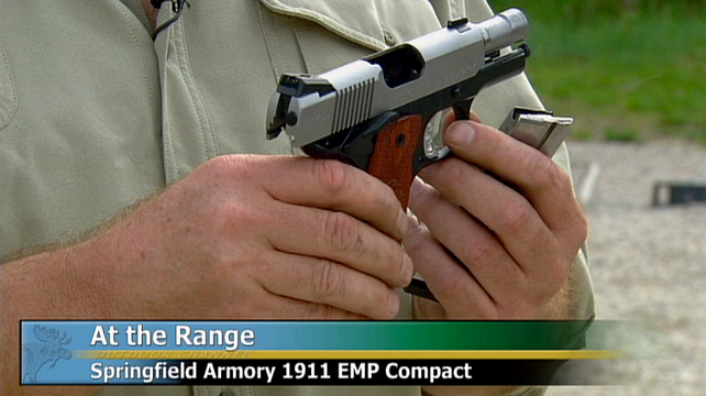 Springfield Armory Emp 9mm Springfield Armory 1911 Emp