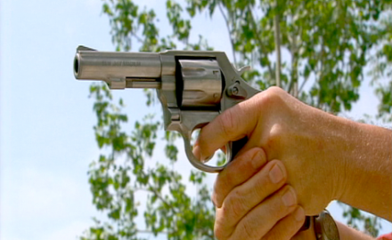 Editors Dick Metcalf and Jim Wilson discuss Smith & Wesson's reasons for introducing the 7-shot