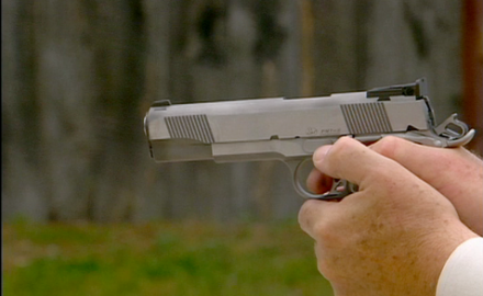 Craig Boddington and Jim Wilson test fire the CZ-USA Pointman 7 and Commander Classic Bobtail