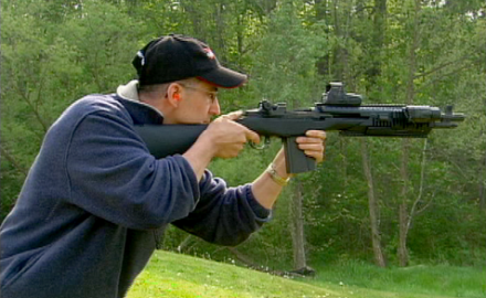 Field Editor David Fortier demonstrates the firepower of the compact and versatile Springfield