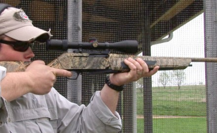 Gun review video on Browning Shortrac .270 WSM.