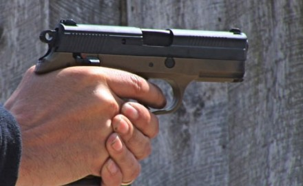 Gun review video on FN P40 .40 Smith & Wesson.