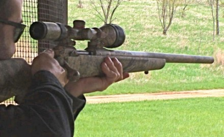 Gun review video on Savage 10 .223 Remington.