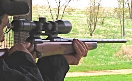 Gun review video on Savage 14 .308 Winchester w/ Zeiss Diavari 2.5-10x42 Scope.