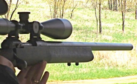 Gun review video on Savage 10 Tactical .308 Winchester w/ Zeiss 6.5-20x50 Scope.