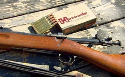 The 1903 Springfield is perhaps the finest American military bolt-action rifle ever. David Fortier