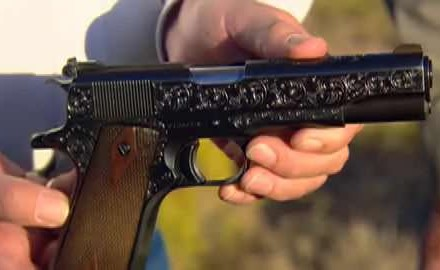 Bart Skelton gives us a first-time look at some of the favorite guns used by his Father, Skeeter