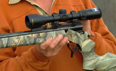 Hunt with a slug gun? If so, then Nikon's new Slug Hunter with BDC reticle may be the scope for you.