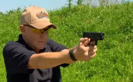 Dick Metcalf gives us a range review of Springfield's XD Ambi pistol in .45 ACP.