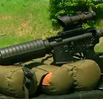 David Fortier and Jim Tarr review the Stag M4.