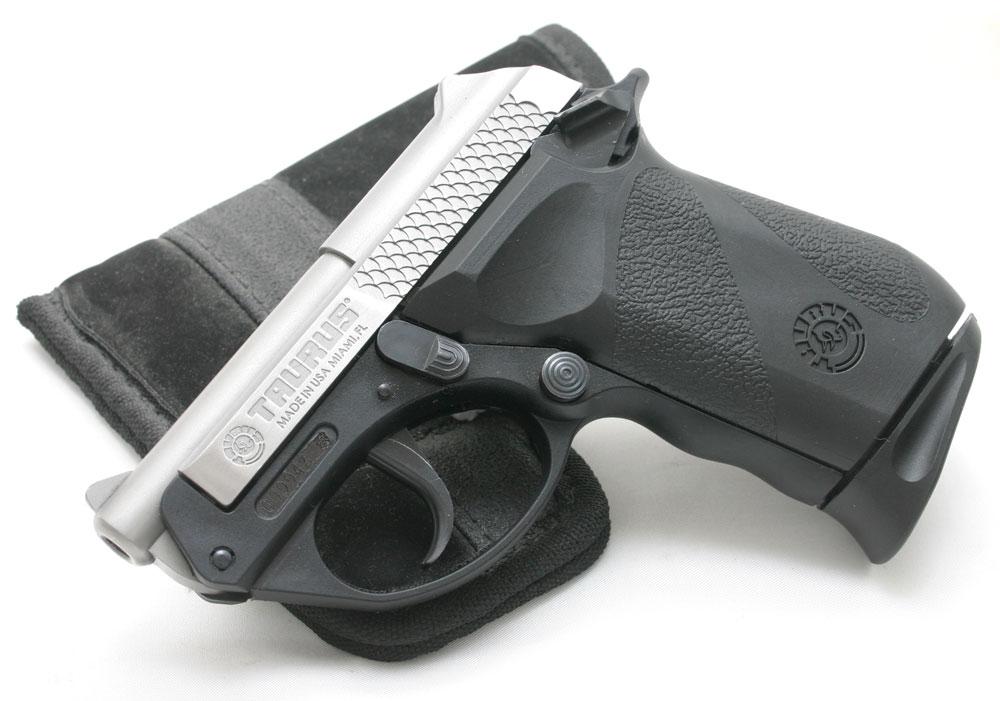 Shooting The Raven MP 25 Pistol - YouTube