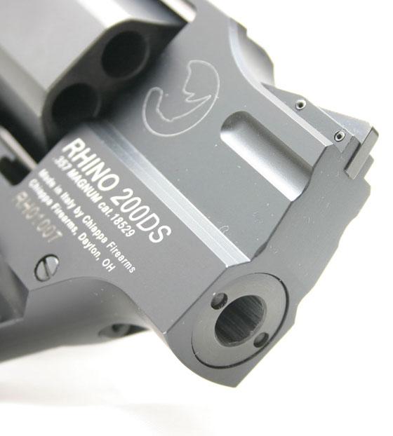 357 Magnum Revolvers 8 Shots