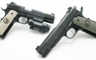 This season, PDTV used Nighthawk GRP Recon and Falcon 45 ACP 1911 pistols.