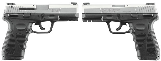 Functionally, every control on the right side of the 24/7 G2 is mirrored on the left side making it completely ambidextrous. That's an advantage in a gunfight if you're injured and have to use only one hand—but you must train operating the gun from either hand to be effective.