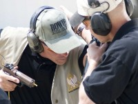 "Mental training exercises are the time to go through all of the ""what if's"" in personal defense."
