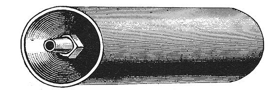 Breechloader to muzzleloader conversion