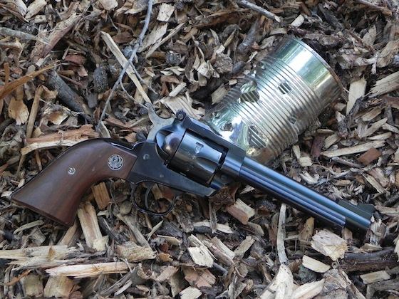 Kids, .22s, and Tin Cans