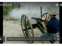 Gatling Gun Vid