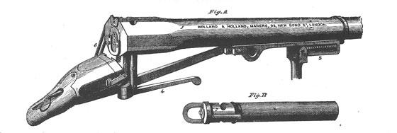 Holland & Holland punt gun