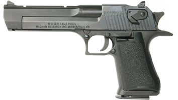 Kahr Arms, owner of Magnum Research, is now offering the classic Desert Eagle pistol originally