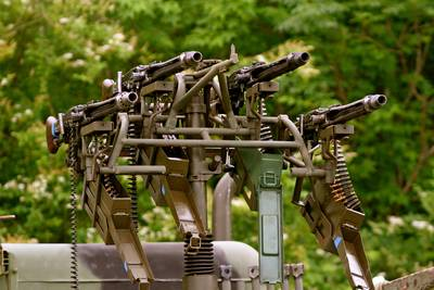 An Inside Look at the MG42 Super Quad