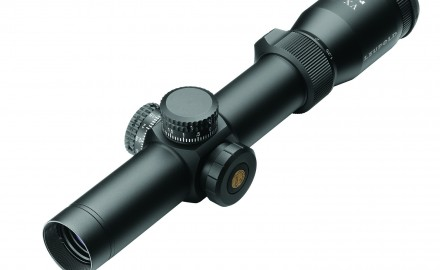 Leupold VX-R Patrol Illuminated Riflescope
