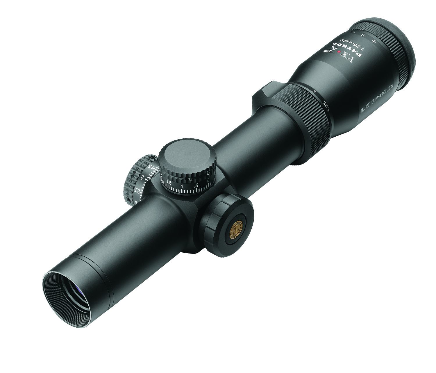 The New Leupold VX R Patrol Illuminated Riflescope