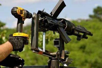 12 Gauge Gatling Gun