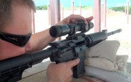Leupold VX R Patrol Rifle Scope