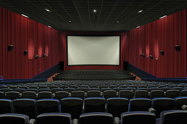 Family Self Defense Plan - Movie Theater