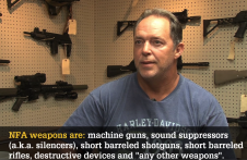 Will Hayden explains Class 3 Weapons
