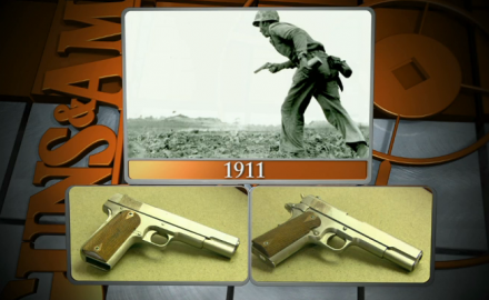 Craig Boddington recently traveled to the John M. Browning Firearms museum to check out the two