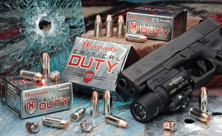 Hornady's got law enforcement covered with its latest line of super tough penetrating