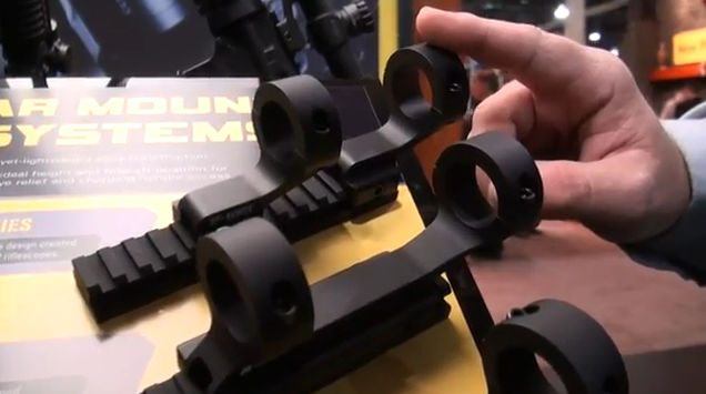 Introducing the Nikon AR Mount Systems