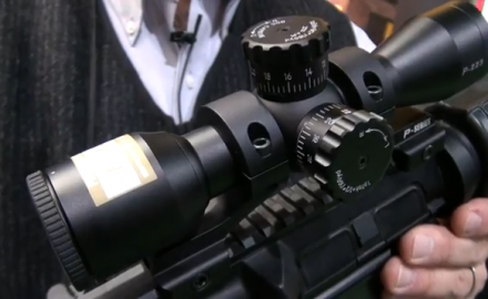 Nikon introduced its brand new P-223 Series at SHOT Show 2012 in Las Vegas. Available in 3-9x40 BDC