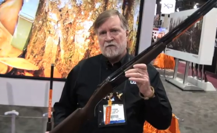 Joe Coogan of Franchi/Benelli USA gave us a look at the Franchi Instinct SL and Instinct L over