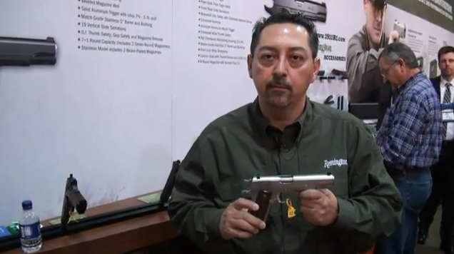 Introducing the Remington R1 Stainless