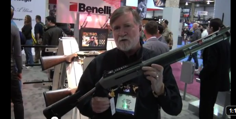 Introducing the Benelli M4 H2O