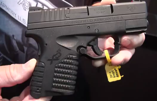 Introducing the Springfield XDS Pistol